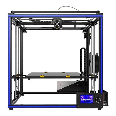 ZHQEUR Impresora 3D Tronxy DIY X5ST-400 Kits Tamaño De ...