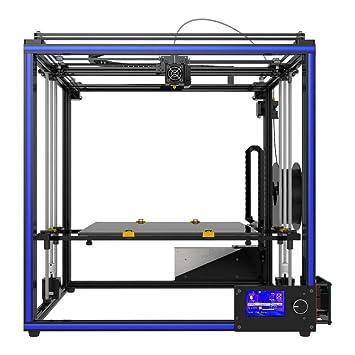 Impresora 3D Impresora 3D Tronxy DIY X5ST-400 Kits Tamaño De ...