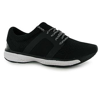 Tela Camino de rebote zapatillas para mujer negro zapatillas deportivas zapatos calzado, negro: Amazon.es: Deportes y aire libre