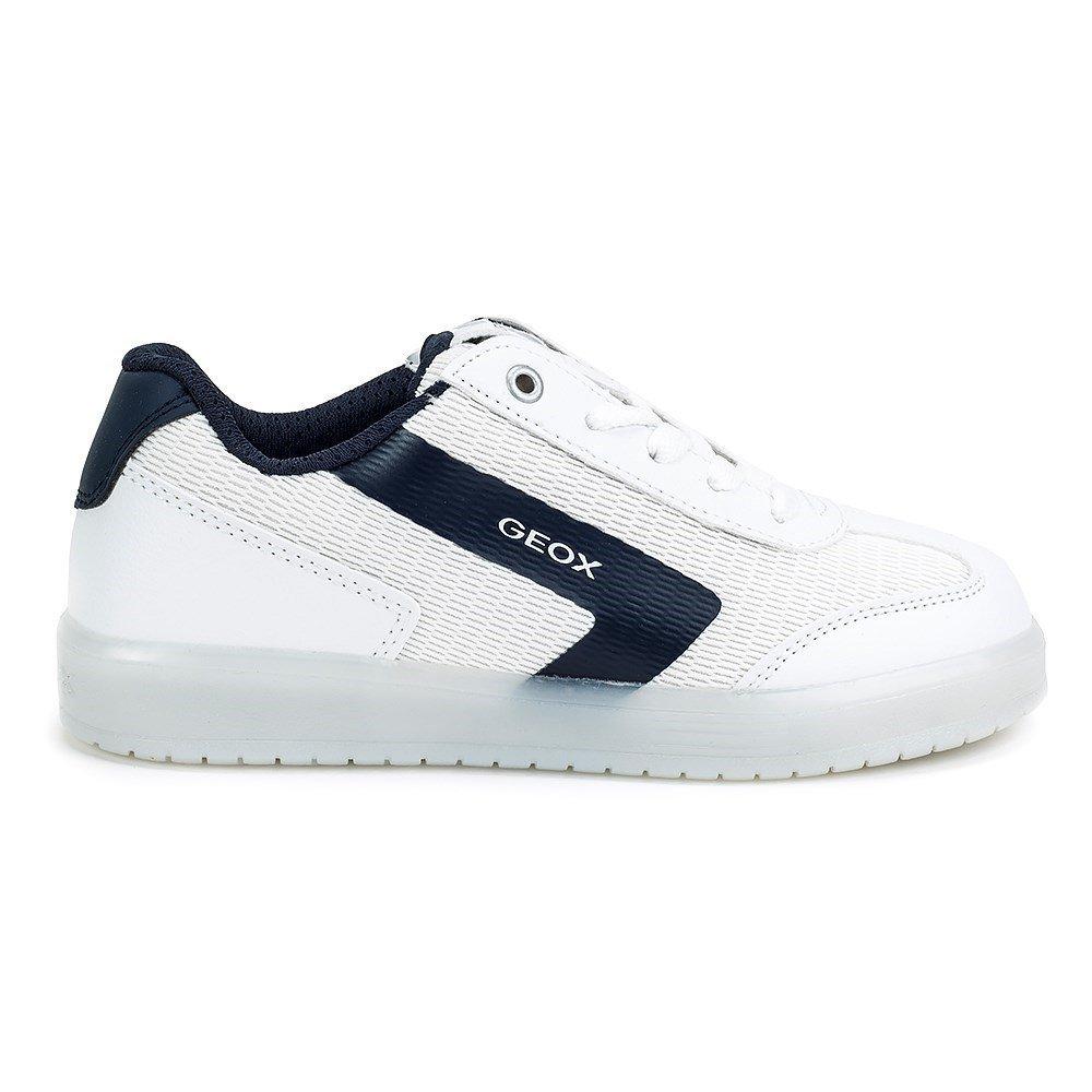 Geox Kommodor Boy - J825PB014BUC0899 - Color White - Size: 13.0