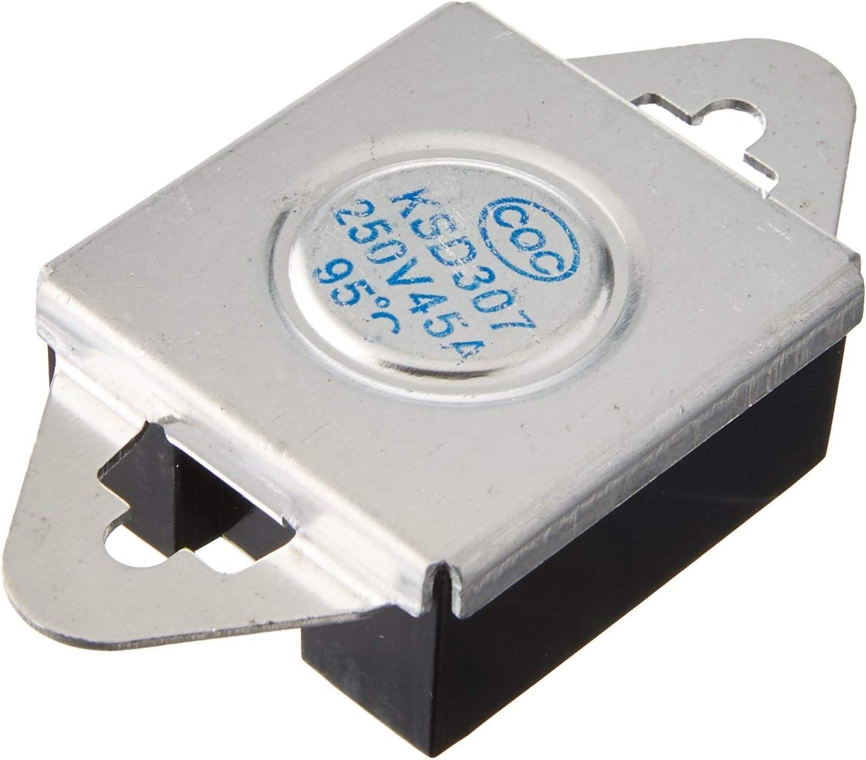 95 grados centígrados KSD N/C307 Controlador Termostato de ...