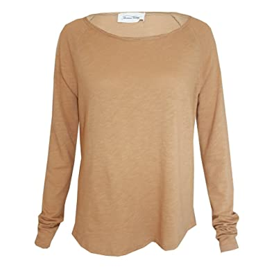 American Vintage Sonoma Top in Peanut SMALL