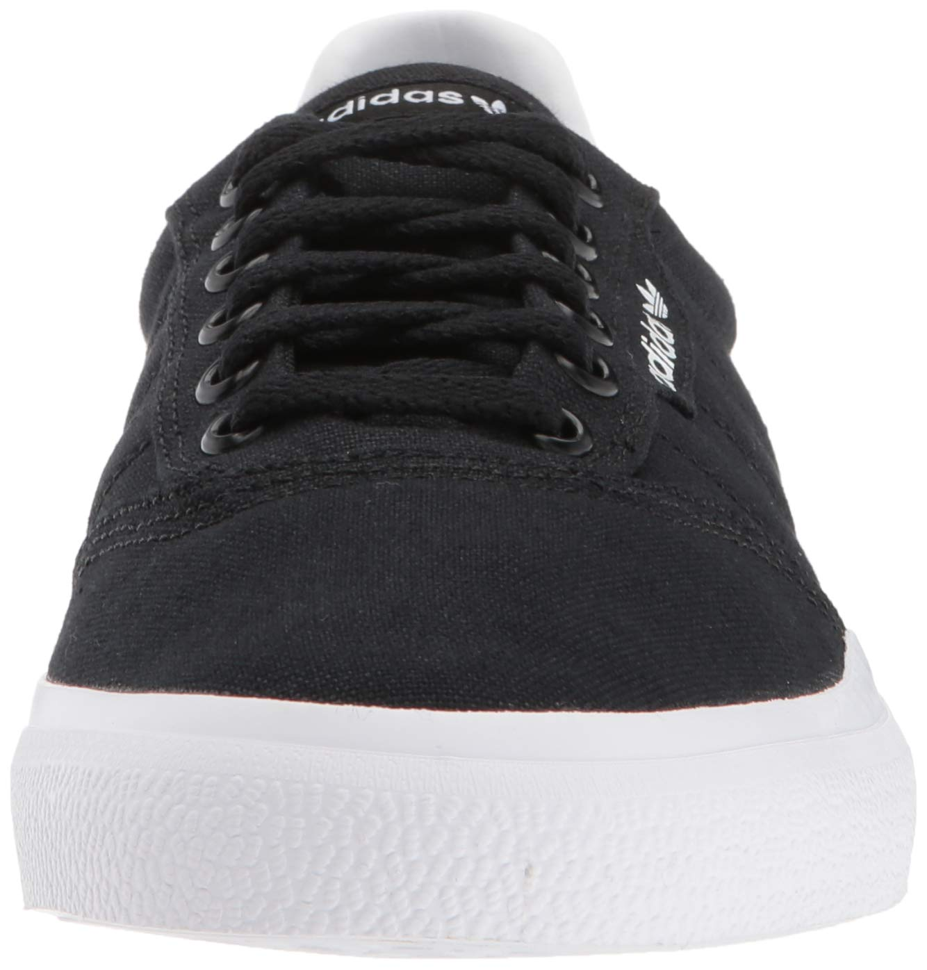 adidas Originals unisex-adult Black/White, 3 MC Skate Shoe 6.5 M US by adidas Originals (Image #4)