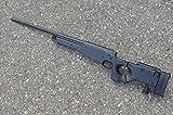 spring well mb08a l96 bolt action sniper rifle black fps-550 airsoft gun(Airsoft Gun)
