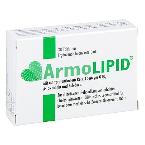 Armolipid 20 comprimidos - Complemento Alimenticio, Colesterol