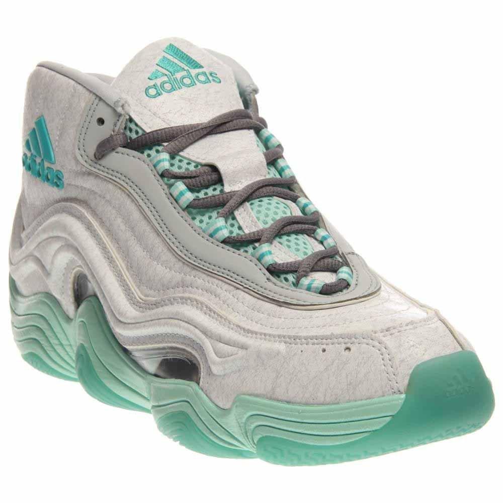 Adidas Crazy 2 Retro Kobe Bryant Kbii White Frozen Mint Men New Basketball Shoes B00RC1L19O 7.5 D(M) US White