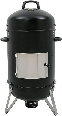 BBQ Toro Grill à charbon de bois | Fumeur | Chariot de