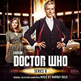 GOLD. MURRAY - DOCTOR WHO - SERIES 8