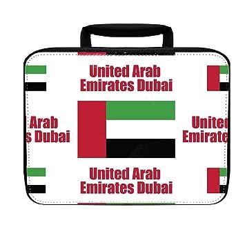 Amazon Com United Arab Emirates Dubai Country Flag Insulated Lunch