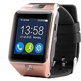 Smart watch Z20 Bluetooth Handgelenk Smart Uhren mit FM Video, Facebook, Pedometer, Twitter, Whatsapp Sync für IOS und Android / LG / Samsung / Huawei / Xiaomi (Silber)