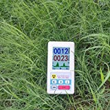 Nuclear Radiation Detector-Professional BR-6 Type Geiger Counter Personal Dosimeters Marble Detector Nuclear Radiation