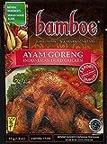 Bamboe AYAM GORENG インドネシア風フライドチキン アヤムゴレンの素 4袋セット