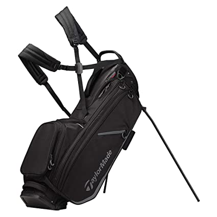 f8399382b57b Amazon.com   TaylorMade 2019 Flextech Crossover Stand Golf Bag ...
