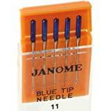 Janome Blue Tip Needles for All Janome Models