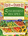 Fix-It and Forget-It 5-Ingredient Favorites: Comforting Slow-Cooker Recipes, Revised and Updated