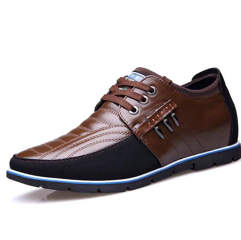 MYI MYI MYI Herrenschuhe Frühling Neue Business Casual Schuhe Lederschuhe Atmungsaktive Innenhöhe Zunehmende Schuhe 2954dd