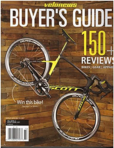 velonews buyers guide 2017 magazine various amazon com books rh amazon com VeloNews Tour De France Velo Historical Newspaper