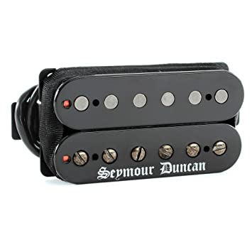 Amazon.com: Seymour Duncan Black Winter Humbucker Pickup - Bridge ...