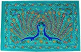 Indian Wall Hanging Tapestry Handmade India Decor (52 x 33 inches)
