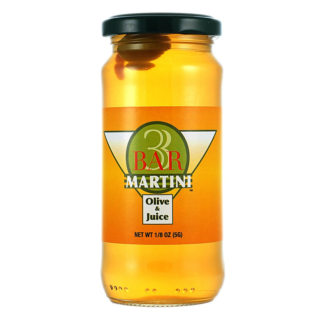 Dirty Martini Olive Juice (3 Pack)