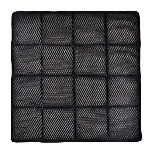 Emazon® Bamboo Charcoal Breathable Seat Cushion Cover Pad M