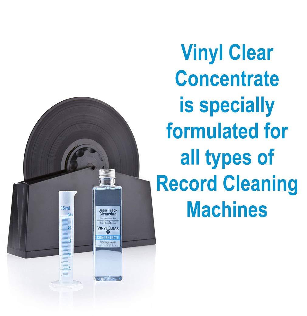 vinylclear líquido Limpiador para vinilos, 250 ML Que CREA ...