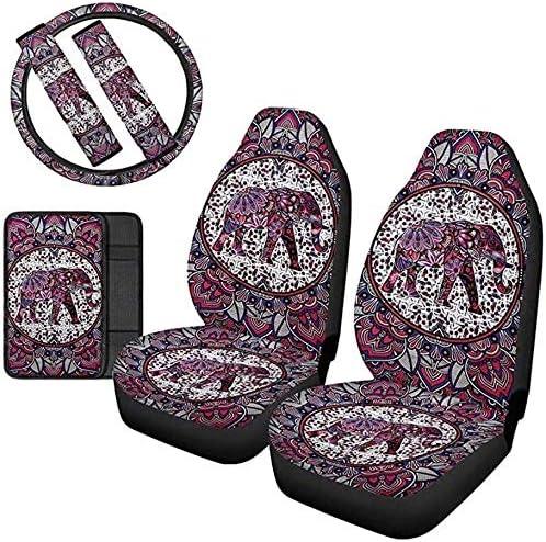 Amazon Com Pensura Universal Sedan Suv Car Seat Covers With
