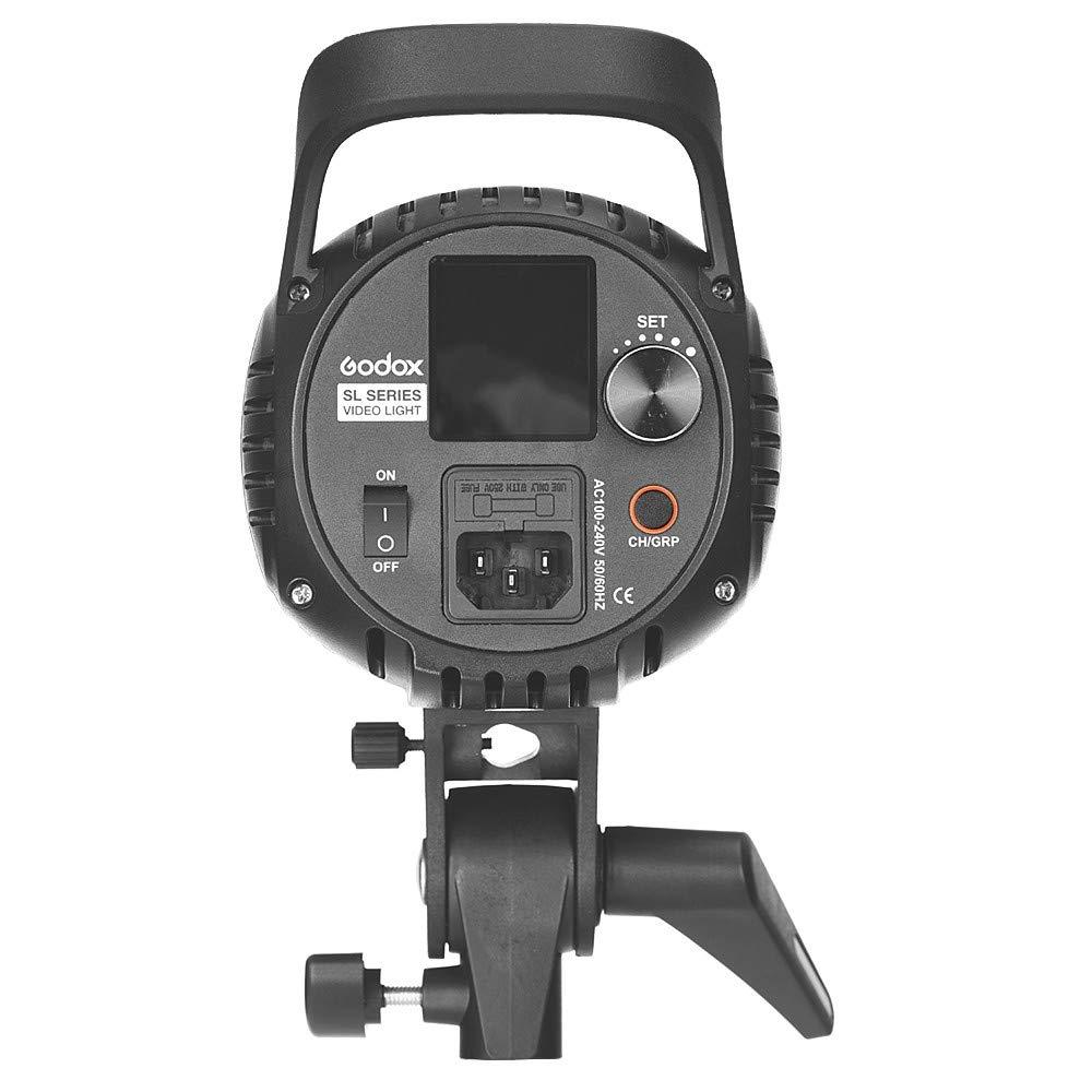 Godox SL60W SL-60W 5600K Daylight Studio Continuous LED Video Light Lamp w/Bowens Mount by Godox (Image #3)