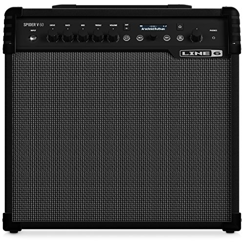 Line 6 Spider V 60 Wireless Ready Modeling - Guitar 60w