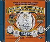 2018 Tristar Houston Astros 2017 World Champions Autographed Baseball box