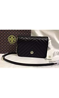 f9f2436ee441 Amazon.com  Tory Burch Alexa Combo Crossbody Women s Leather Handbag ...