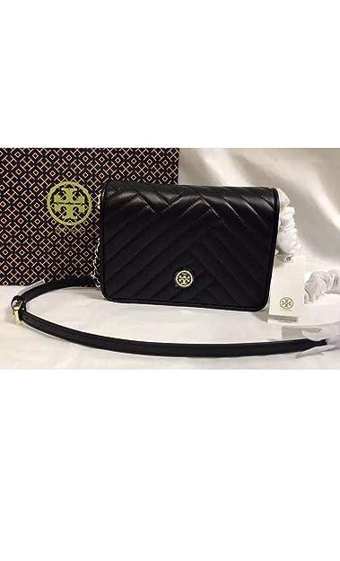 e6e020b059b Tory Burch Alexa Combo Cross body Bag Black  Handbags  Amazon.com