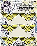 Dc Comics Patch-Wonder Woman Insignia 2.25'X1' 6/Pkg