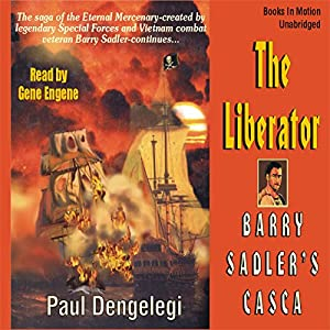 Casca:The Liberator: Casca Series #23 Audiobook