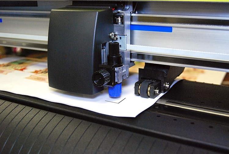 Vinyl cutter servo drive motor
