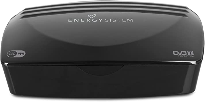 Energy Sistem TDT T3300 - Grabador TDT multimedia (USB multimedia ...