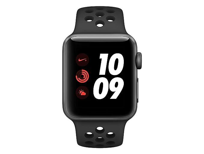 Apple Watch Nike+ Reloj Inteligente Gris OLED Móvil GPS (satélite): Amazon.es: Electrónica