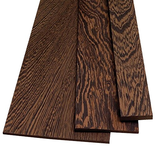 """Wenge by the Piece, 1/4"""" x 5"""" x 24"""" for sale  Delivered anywhere in USA"""