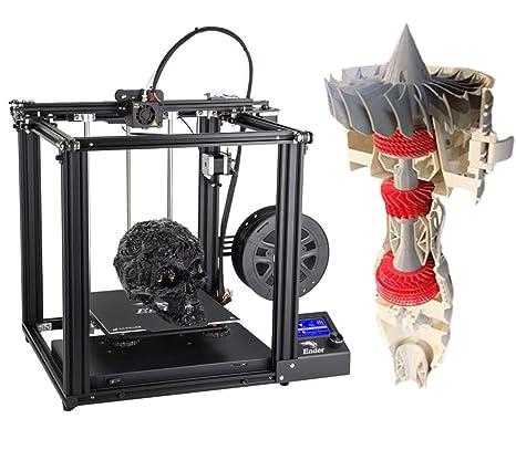 HARTI Impresora 3D Que Puede Construir Un Motor Aéreo ...
