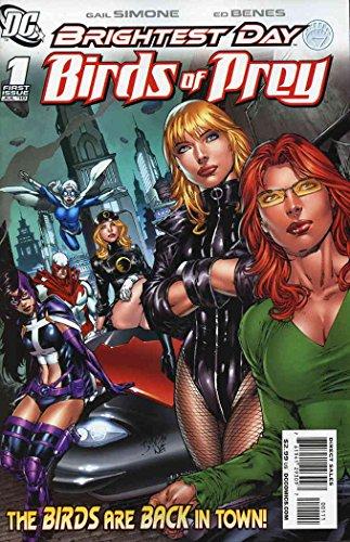 Birds Of Prey (2nd Series) #1 VG ; DC comic book (Green Arrow Helena)