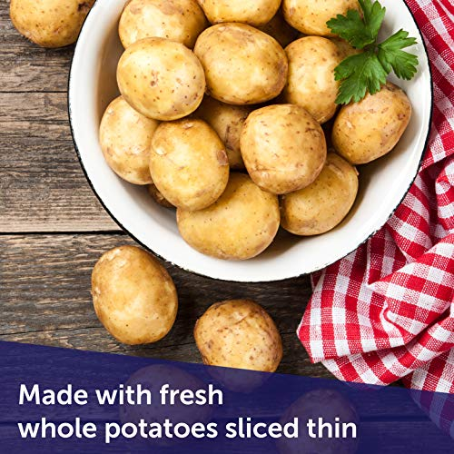 Image of Utz Regular Crispy Potato Chips Made from Fresh Potatoes, Original, 1