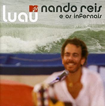 cd nando reis luau mtv 2007