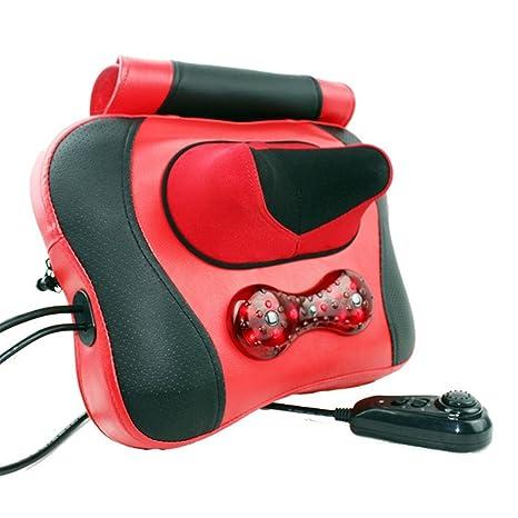 GFY Masajeador de Cuello El masajeador eléctrico del Masaje del Cuello Que amasa se Puede Calentar