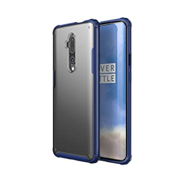 hyujia Compatible OnePlus 7Pro Funda(2019) 3D Vidrio Templado ...