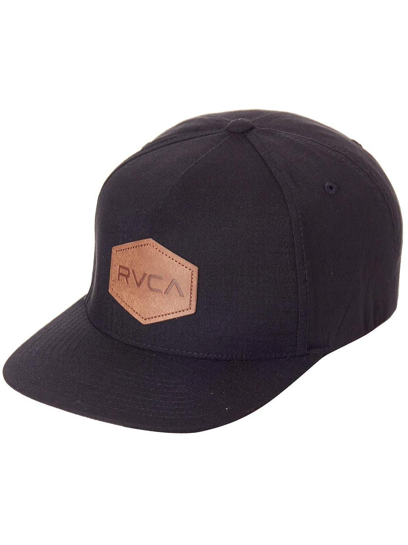 RVCA Gorra Commonweal TH Deluxe Negro: Amazon.es: Ropa y accesorios