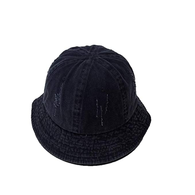 f67a19c471f10e Vintage Bucket Hat Summer Fishing Hat Female Men Panama Bob Hat Fisherman  Cap Hip Hop Foldable
