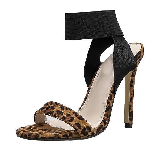 b19109bd3ccb DENER❤ Women Ladies Girls Sandals with High Heels