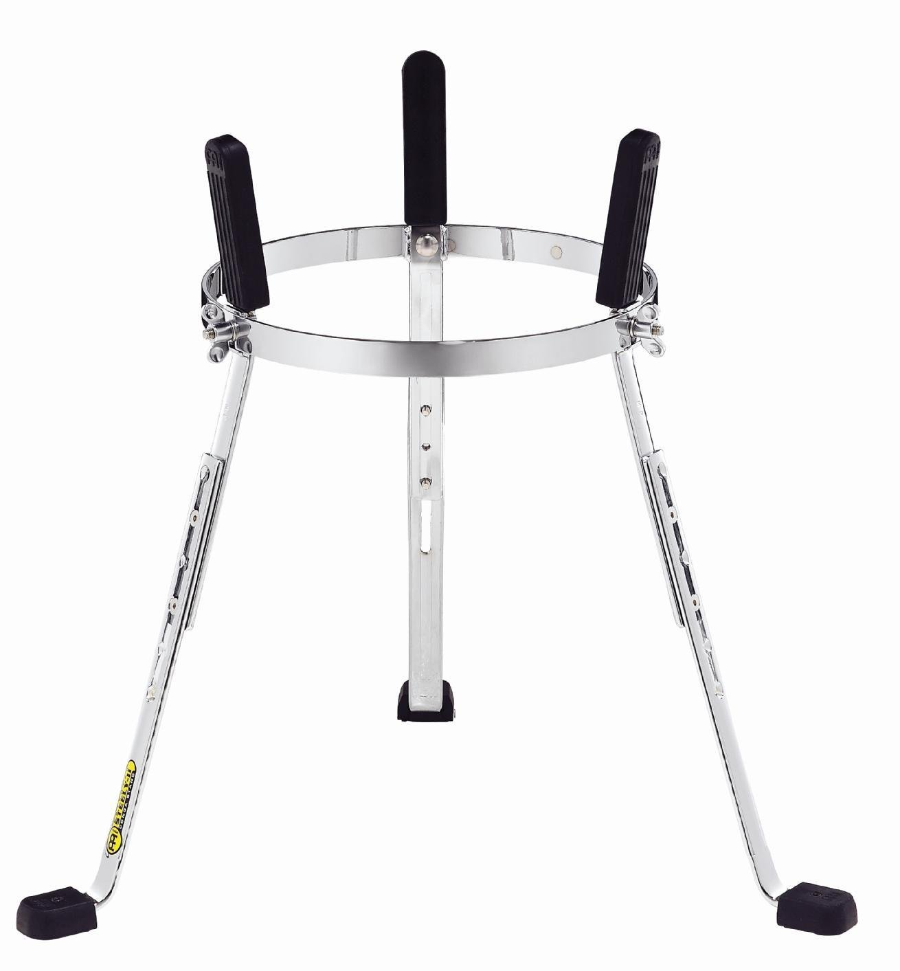Meinl Percussion ST-WC1134CH Steely II Height Adjustable Stand for 11 3/4-Inch MEINL Woodcraft Congas, Chrome