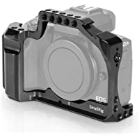 SMALLRIG Cage for Canon EOS M50 and M5 with Integrated Grip and Quick Release NATO Rail - 2168
