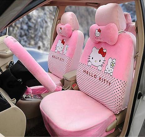 Amazon.com: Rmrp88 Hello Kitty 1 Juego completo de fundas ...